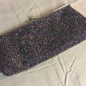 Handbags - Irredentist purple clutch